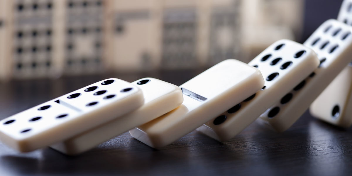 the succession domino effect
